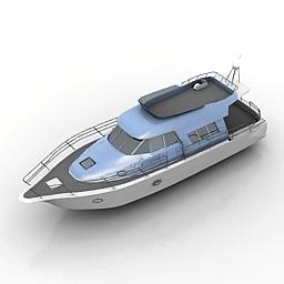 bateau 3d